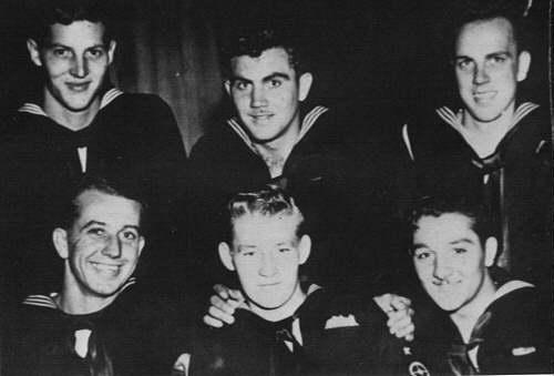 Shipmates Of The SS Eugene Skinner, San Francisco, August