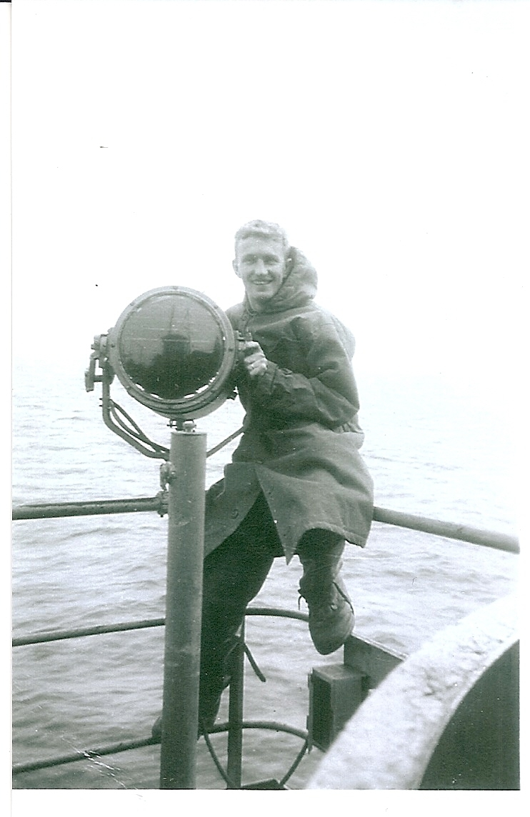 shipmate at signal lamp