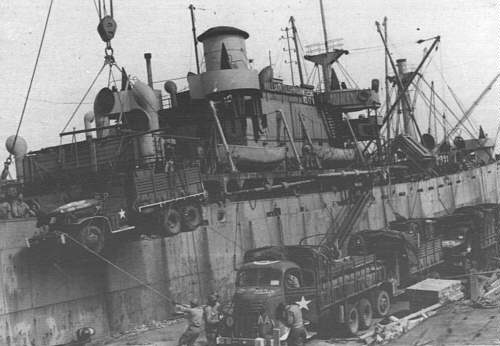 Ford Panama City >> SS William Tilghman in late 1944