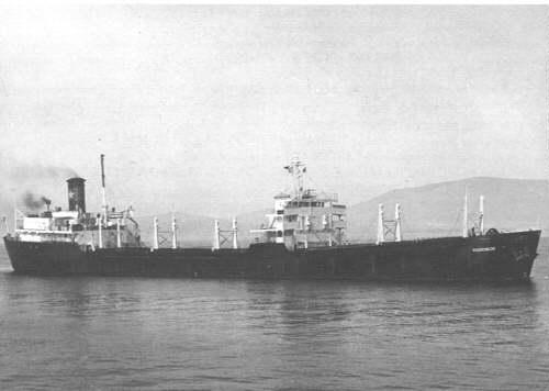 SS pocahontas 1/700 de Loose cannon La198
