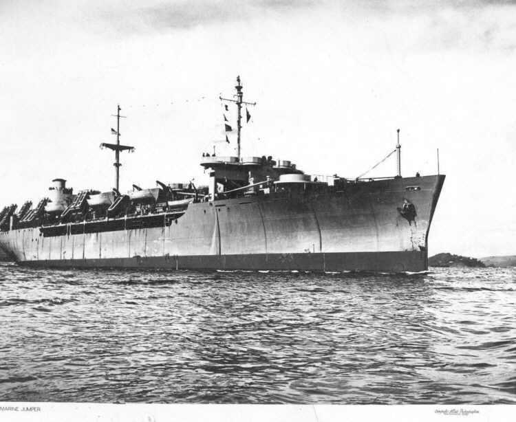 El barco fantasma, El Ourang Medan