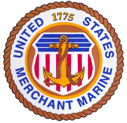 u.s. merchant marine logo