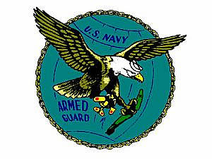 u.s. navy armed guard logo