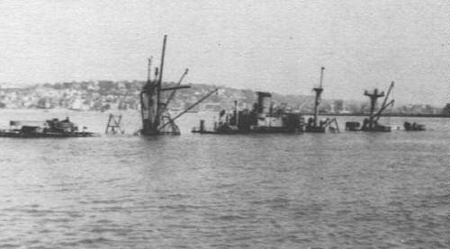 Ss Lee S Overman Le Havre France